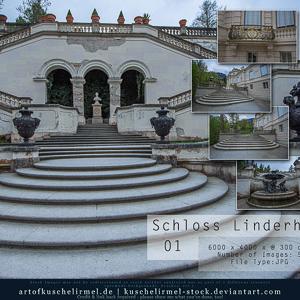 Schloss Linderhof 01 Cover