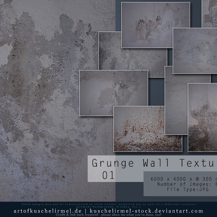 Grunge Wall Textures 01 Cover